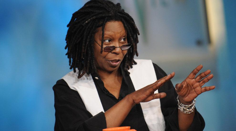 Whoopi Goldberg Out Of Control