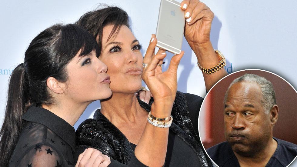 Kris Jenner Selma Blair Bond Over Murder Ahead Of OJ Simpson Biopic