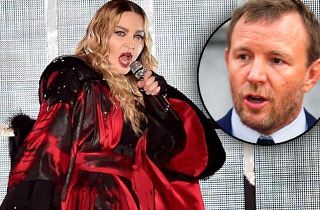 //madonna custody battle slams ex husband guy ritchie during concert pp