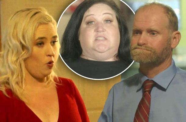 //mama june sugar bear from not to hot finale pp