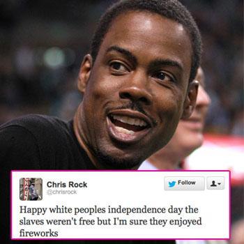 //chris rock tweet sn