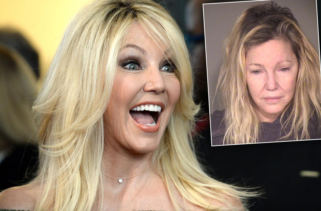 Heather Locklear Leaves Rehab Home Video