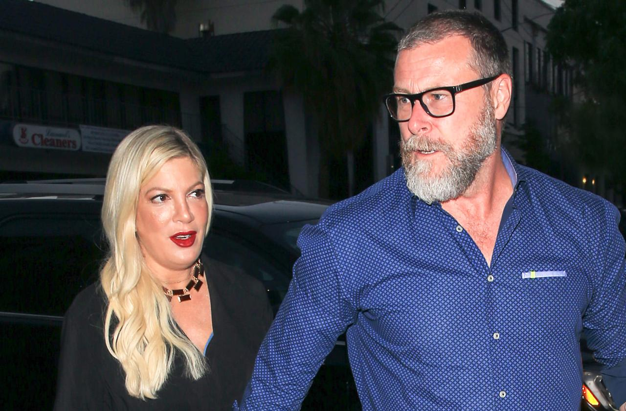 Tori Spelling Served Court Documents Bank Lawsuit Order Appear
