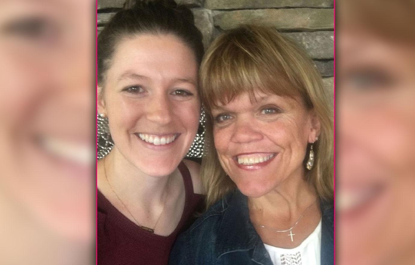 Amy Roloff Sees MIA Daughter Molly Amid Matt Leavings Farm