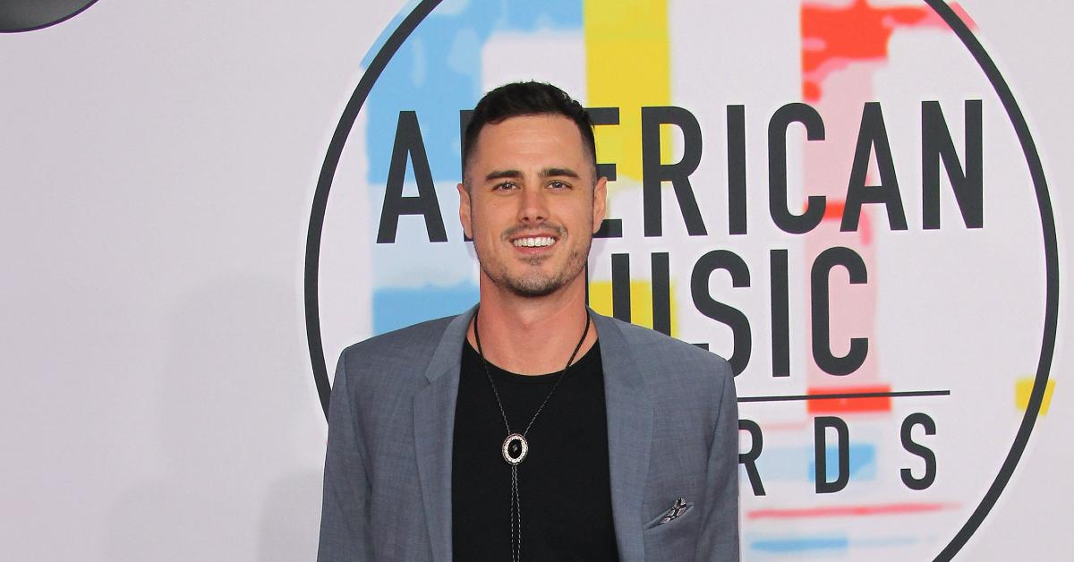 ben higgins talks addiction