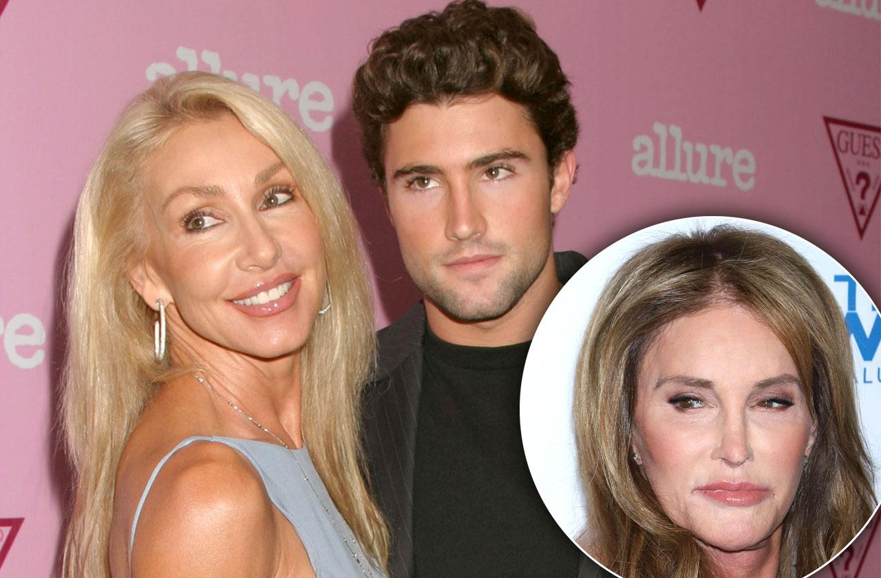 Brody Jenner Mom Shades Caitlyn Jenner Wedding