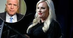 Meghan McCain Returning The View After John Death