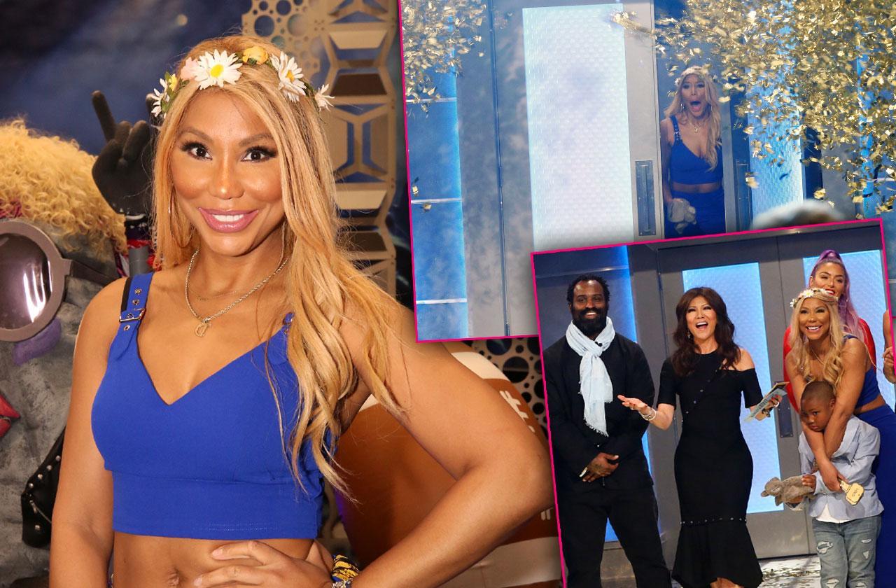 Tamar Braxton Wins Celebrity Big Brother