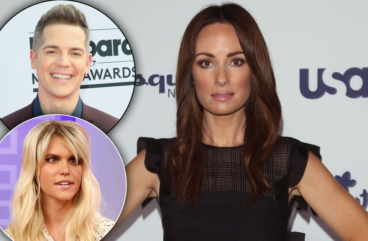 Jason Kennedy Wife Slams Catt Sadler Sexist