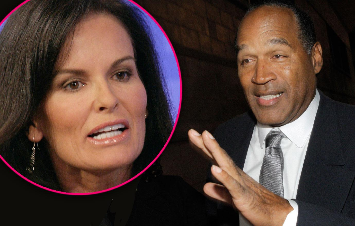 Denise Brown Supports OJ Simpson Interview