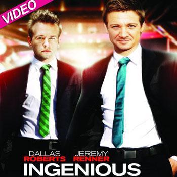 //ingenious movie poster