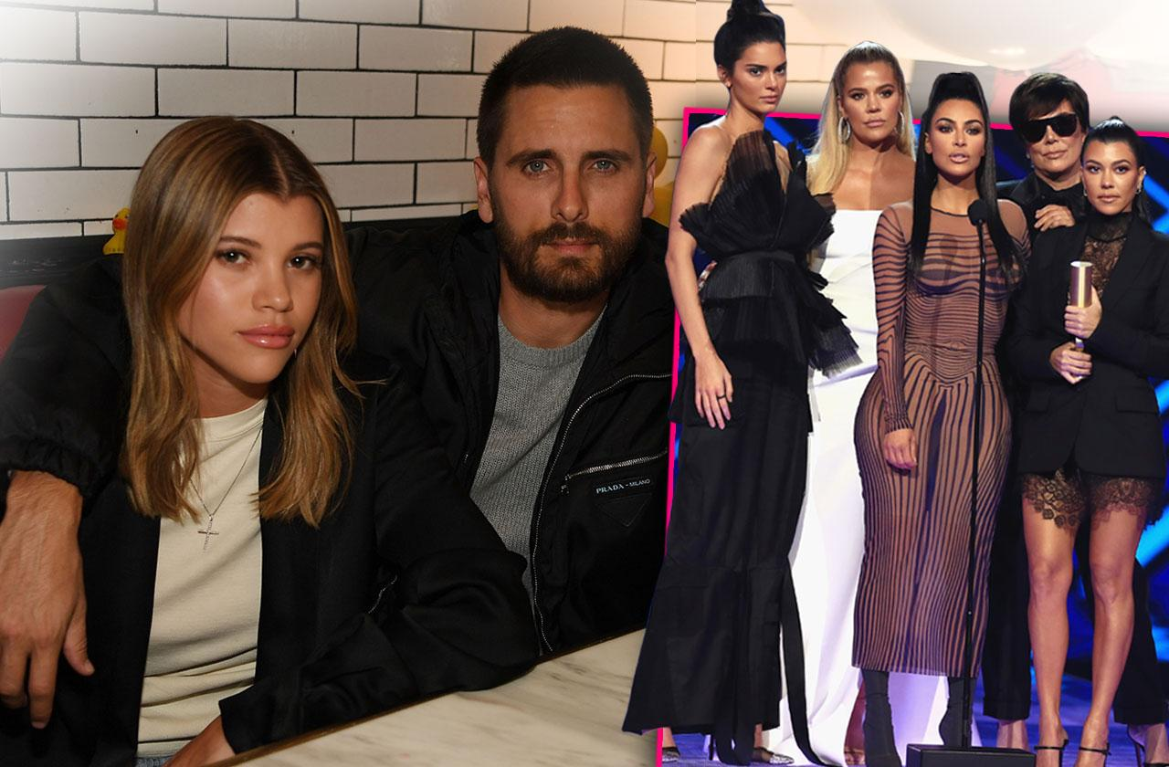 //Sofia Richie Says Will Not Appear On KUWTK pp