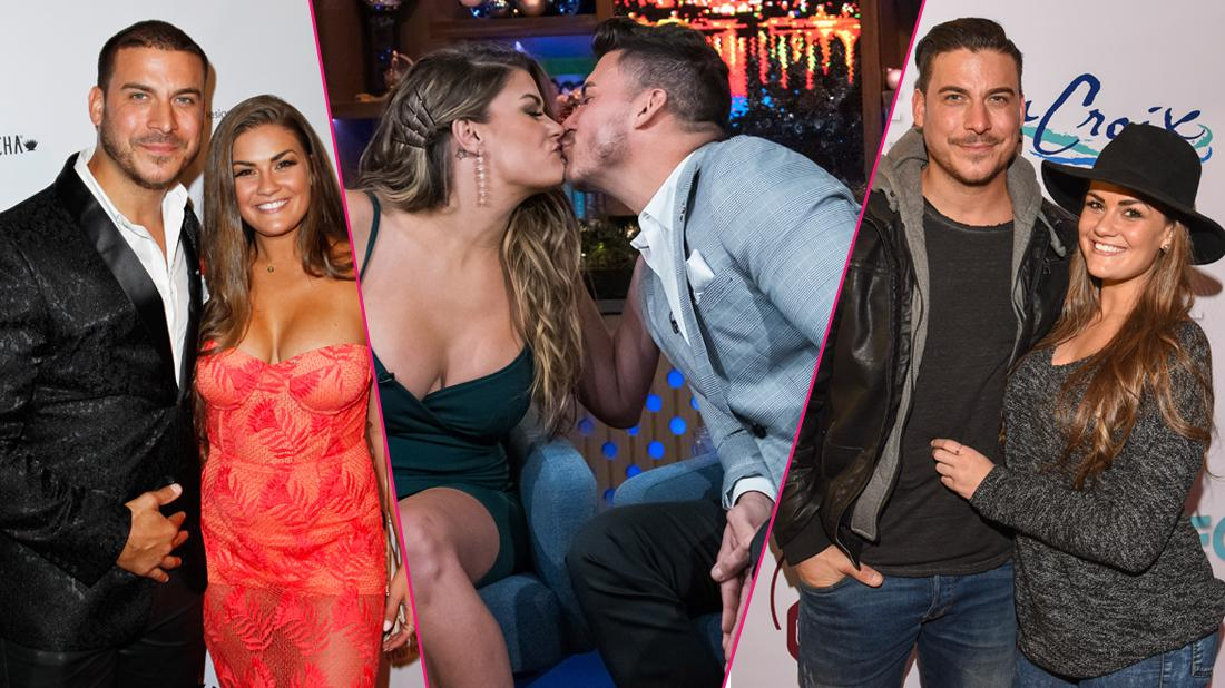 jax taylor brittany cartwright relationship history