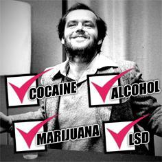//nicholson drug career square