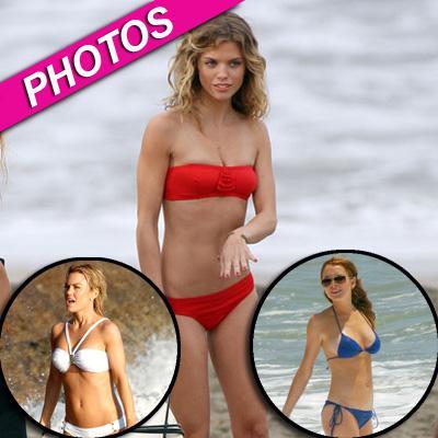 //annalynn mccord bikini