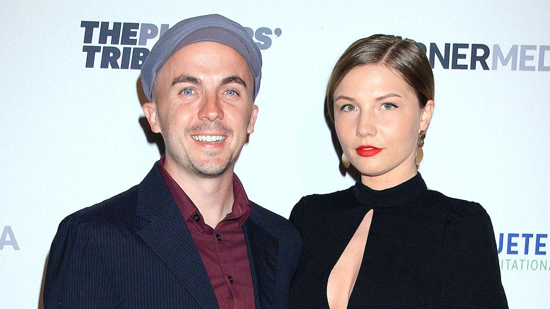 Frankie Muniz Marries Paige Price In Private Wedding After Eloping