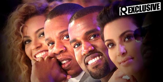 //kanye west jay z best man kim kardashian wedding beyonce wide