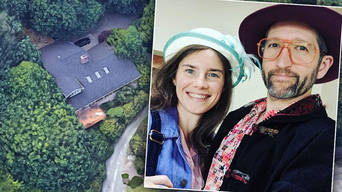 Amanda Knox Buys 700K Home After Begging Fans To Pay For Wedding