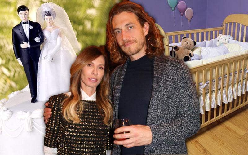Carole Radziwill & Adam Kenworthy Baby Plans