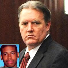 //michael dunn compares himself rape victim after killing teenager shock jailhouse recordings