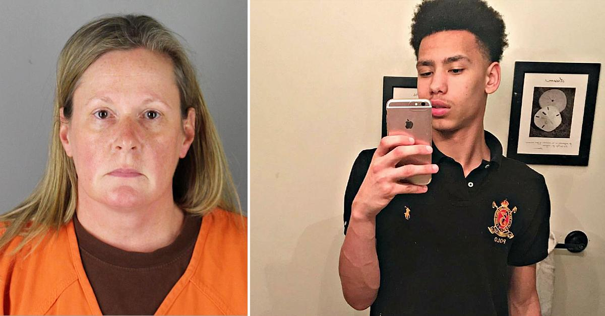 kim potter arrested charged with second degree manslaughter in killing of daunte wright