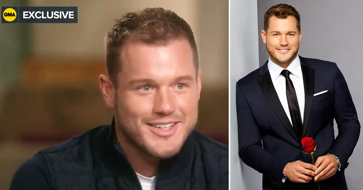 bachelor bachelorette colton underwood comes out gay gma rf