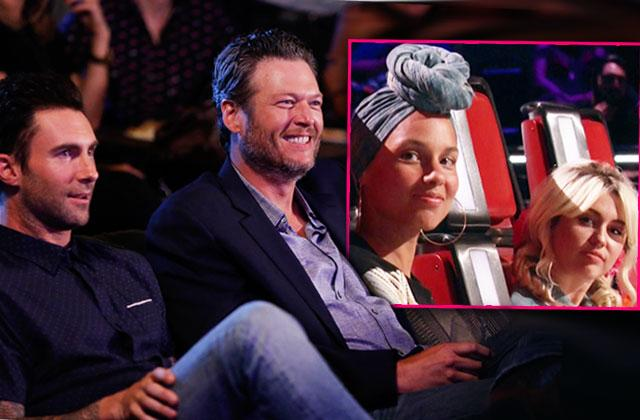 The Voice Feud Judges Divided Sex