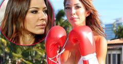 farrah abraham enemy Drita Davanzo talks referee boxing match teen mom og