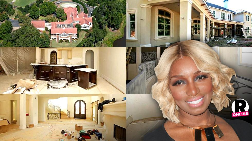 NeNe Leakes Atlanta Mansion