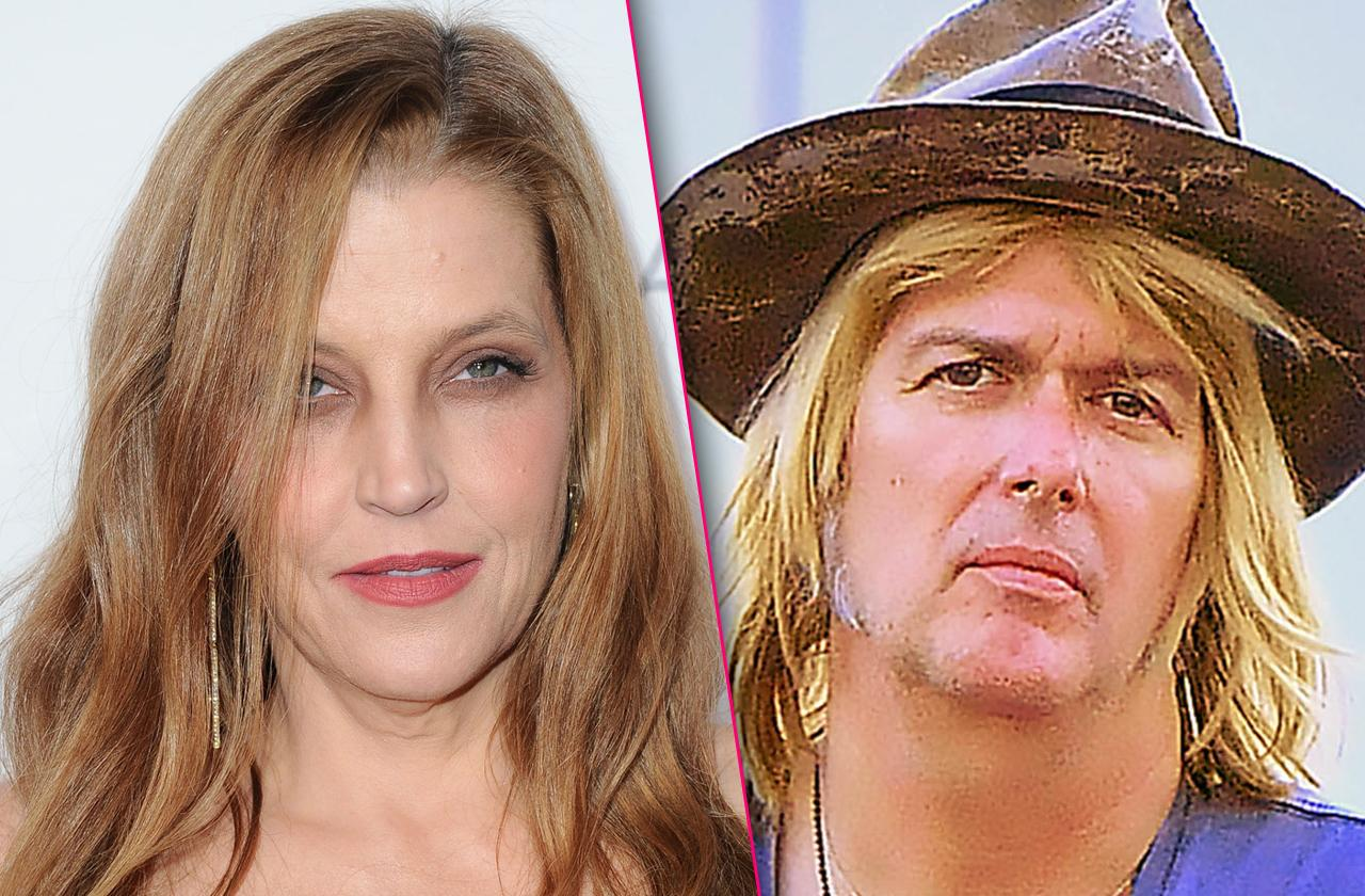 Lisa Marie Presley Divorce Post Nup Husband Michael Lockwood Broke