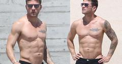 Ryan Phillippe Shirtless – Reese Witherspoon's Ex Shows Off Hot Body During Mexican Vacation