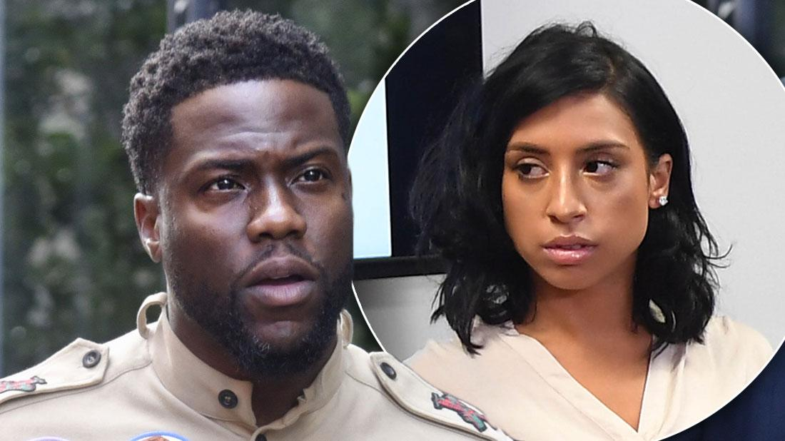 Kevin Hart Begs For More Time To Respond To Sex Tape Partner's Lawsuit