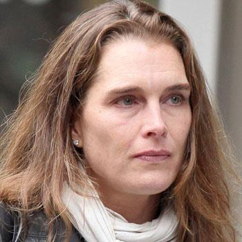 //brooke shields no makeup