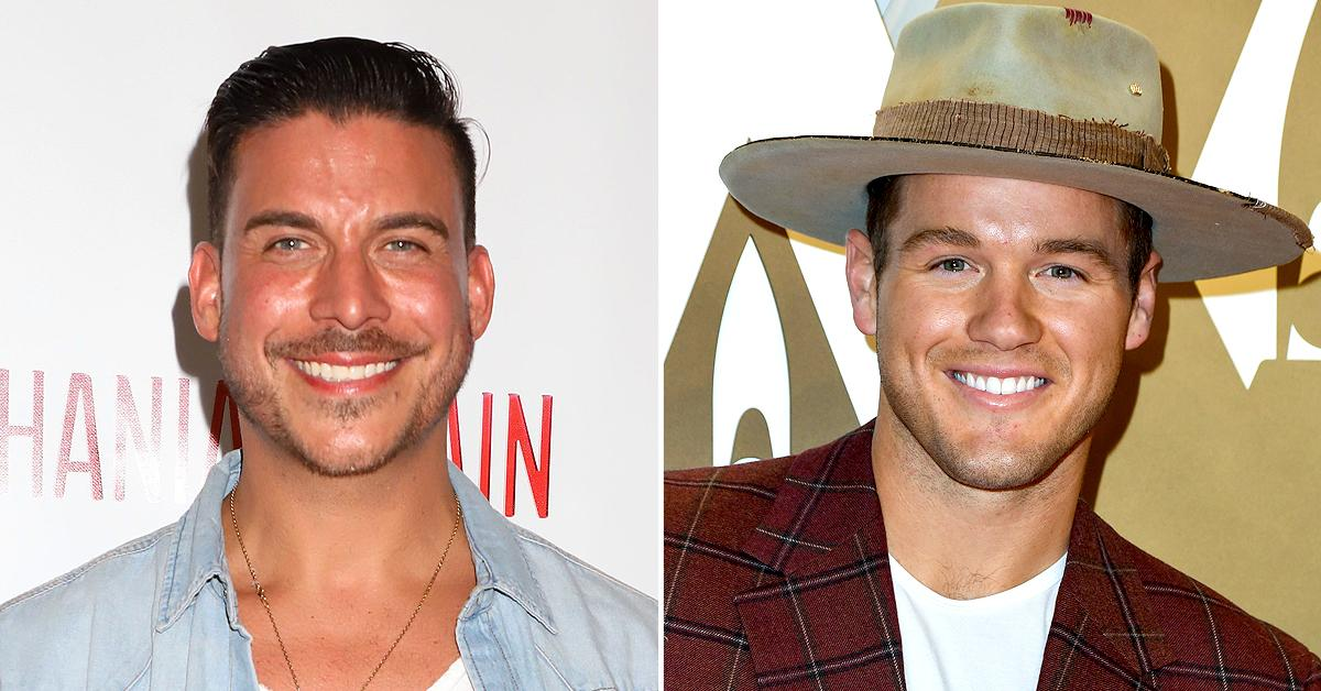 vanderpump rules jax taylor bachelor colton underwood gay tweet