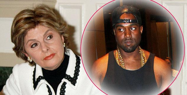 Gloria Allred-kanye-west-lax-paparazzi-lawsuit-kim-kardashian