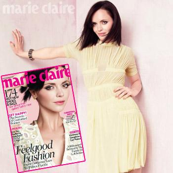 //christina ricci eating disorder marie claire