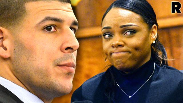 Aaron Hernandez Murder Trial Fiancee Mystery Box