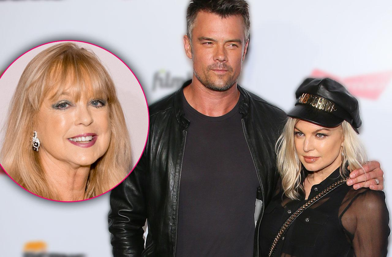Fergie Josh Duhamel Split Parents Stunned