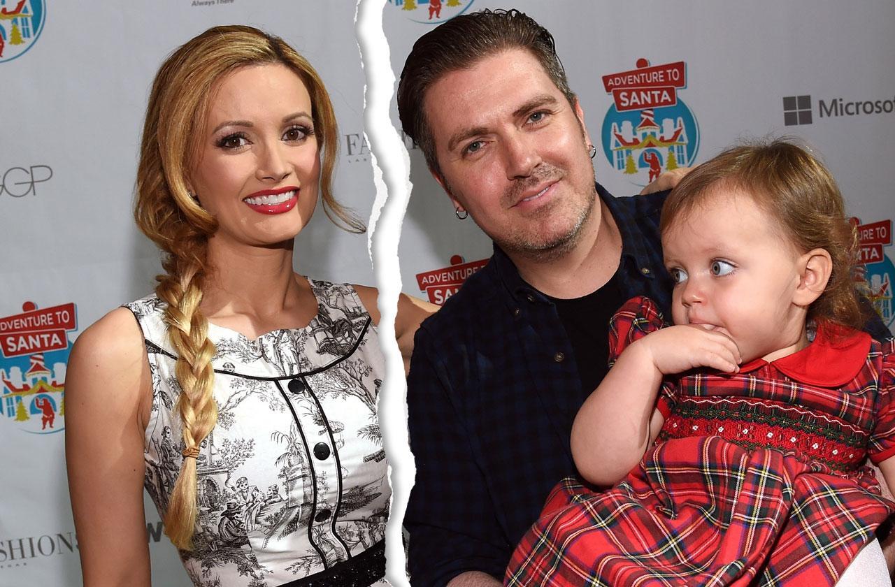 Holly Madison Files Divorce