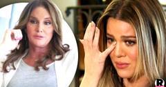 Khloe Kardashian Breakdown Caitlyn Jenner