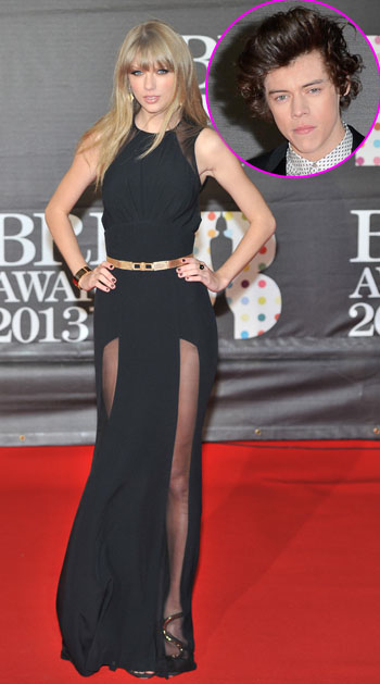 //taylor armstrong sexy brit awards