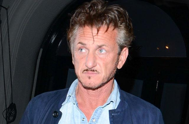 Sean Penn Incest Scandal