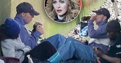 //madonna son rocco ritchie drinking smoking suspicious cigarettes pp