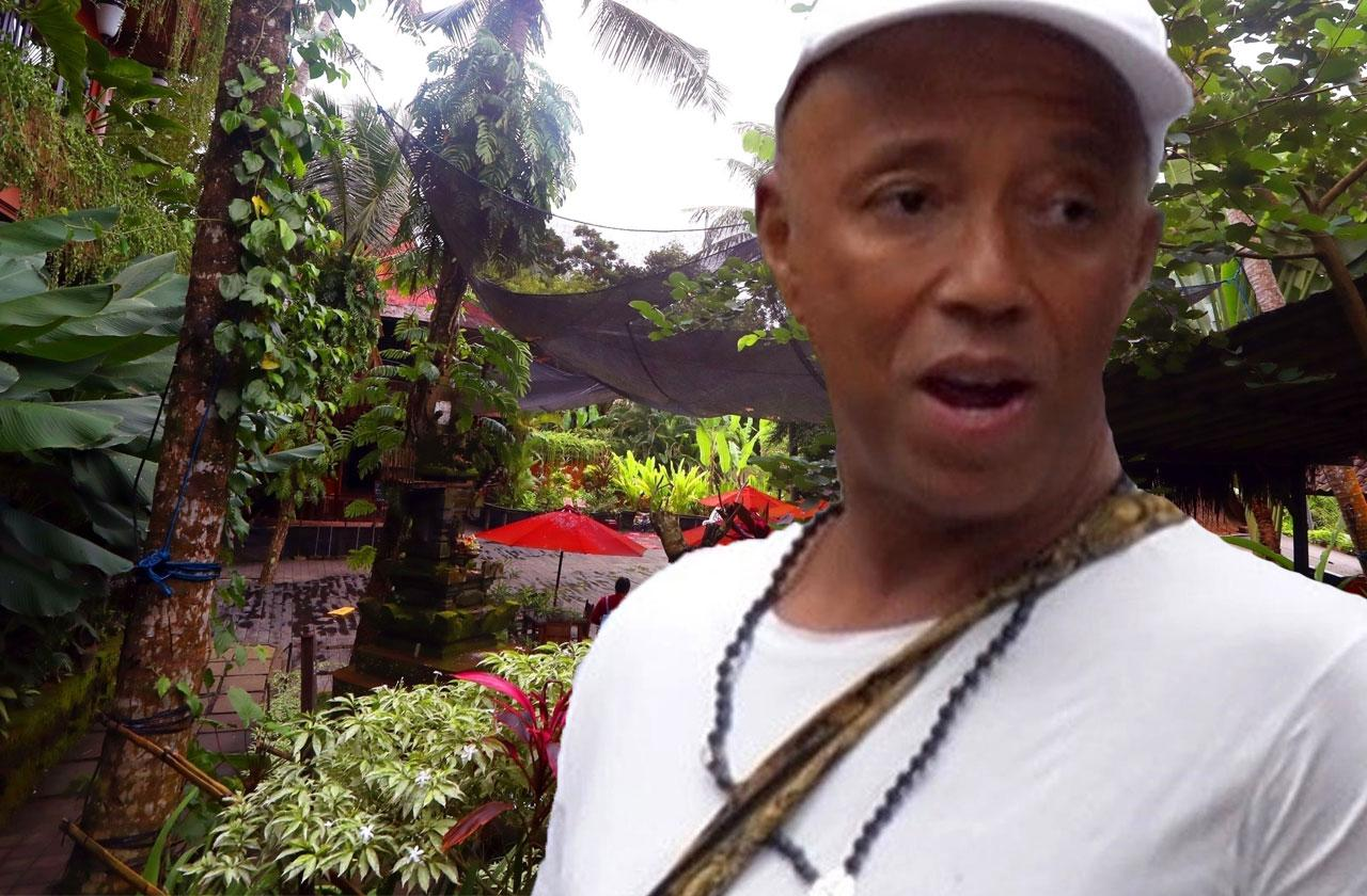 //russell simmons sex abuse scandal bali hideout pp