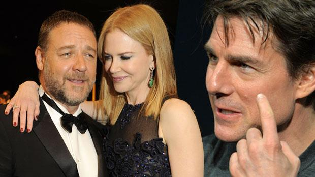 Tom Cruise Nicole Kidman Russell Crowe Scientology