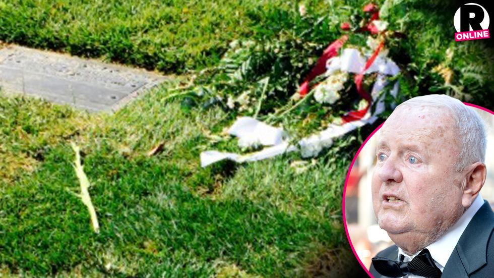 Dick Van Patten Unmarked Grave Photos