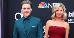 Jesse McCartney and Katie Peterson Billboard Music Awards