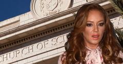 leah remini scientology cops called trespassing