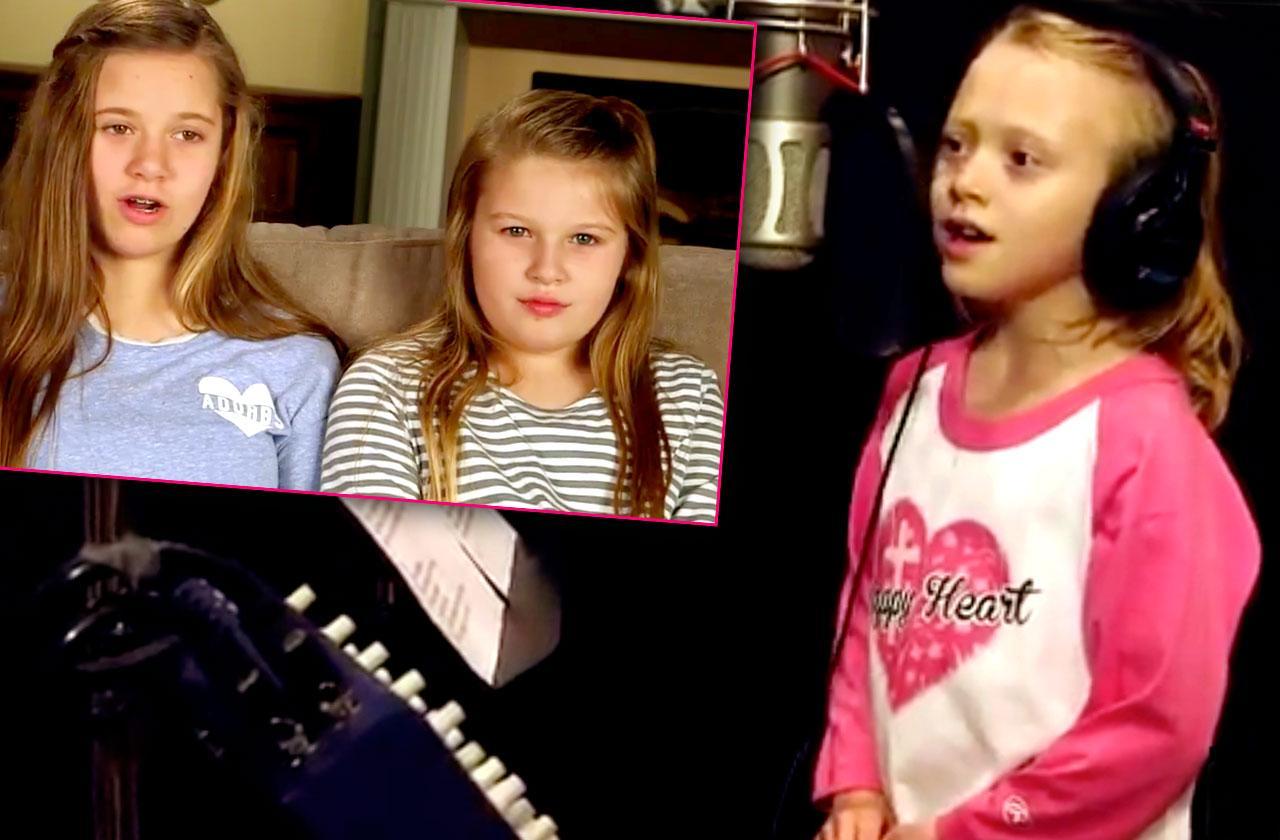 //Duggar Children Pursue Singing Careers New Album pp