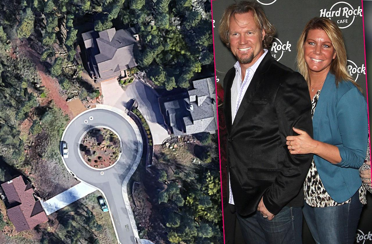 sister wives meri brown mansion Arizona amid marital problems